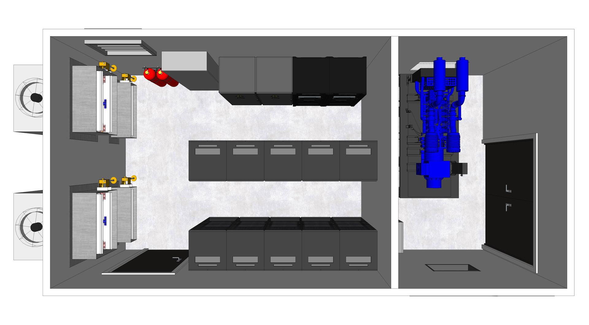 Sonic EdgePod SketchUp DC 10rack